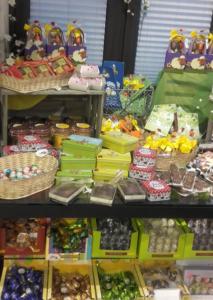 Naschereien zum Osterfest