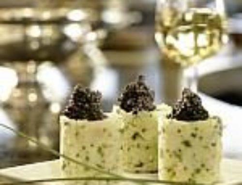 Kaviar, Lachs und Trüffel – Genüsse für die Weihnachtszeit